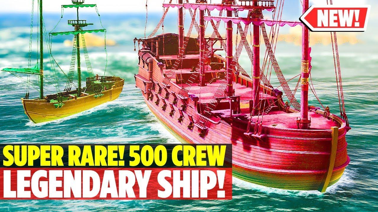 WHAT IS THE RAREST SHIP IN ATLAS? Ship Spotlight! Atlas Ark: Survival  Evolved Extinction