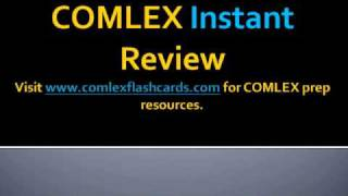 COMLEX USMLE Board Review Lectures Iron Deficiency Anemia and Lead Poisoning