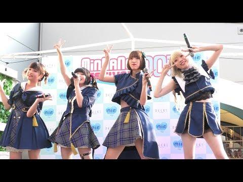 アマツヲトメ 2019/08/02 みんなのアイドルフェスティバル(MIF)