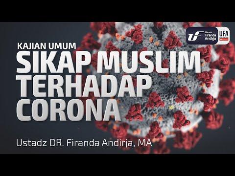 sikap-muslim-terhadap-corona---ustadz-dr.-firanda-andirja,-m.a.