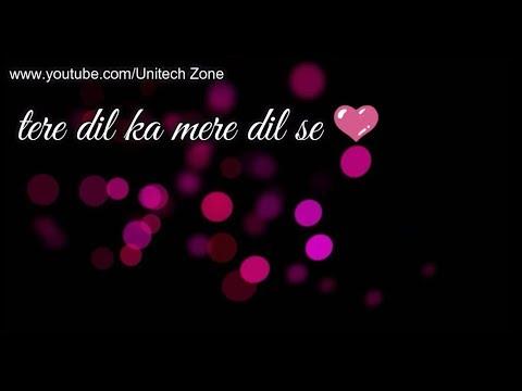 Tere Dil Ka Mere Dil Se Rishta Purana Hai ❤ | Old : Sad 😞 : Love WhatsApp Status Video ❤