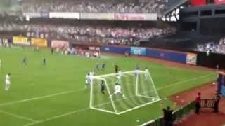 Israel vs. Honduras In Citi Field 6/22/13 (WHAT A GOAL!!) (!!אחלה גול) by Shimon Abihazira