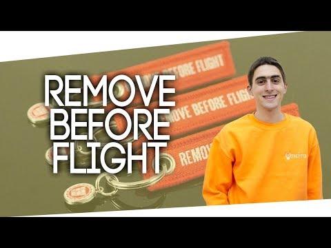 Alcune Curiosità Sul Remove Before Flight