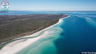 Boating to Coongul Creek Fraser Island - Day Trip Information