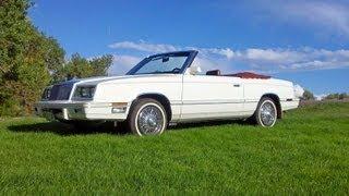 1982 Chrysler Lebaron Drive