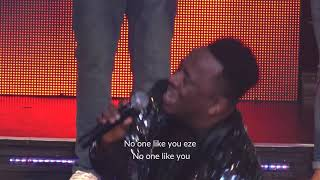Eben - No One Like You (Live Concert South Africa)