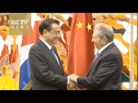China, Cuba agree to deepen ties during Premier Li's Havana visit