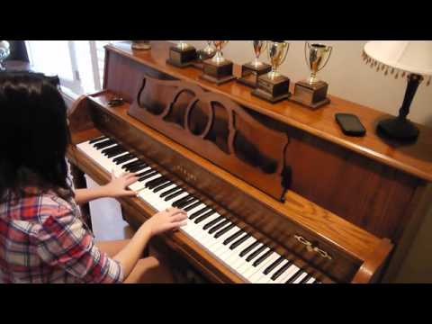 Step by Vampire Weekened (Piano Cover)