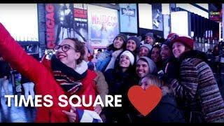 """Livin' Broadway - Capítulo 2: """"Hola Nueva York"""""""
