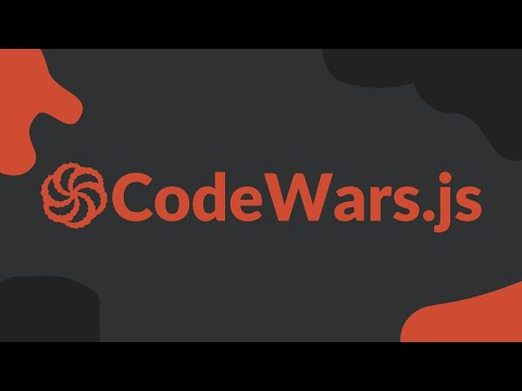 Live Stream - Solving Coding Challenges With JavaScript On CodeWars