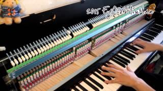 Naruto(ナルト) ED 33 Kotoba no Iranai Yakusoku 言葉のいらない約束 Piano ピアノ HQ