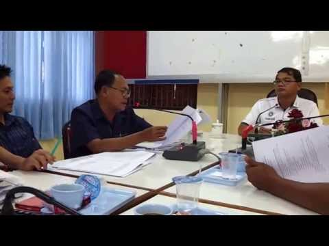 ธรรมนูญหมู่บ้านสันติสุข 9 ดี B-CM-Model อำเภอเมืองบุรีรัมย์ 17 ตุลาคม2557