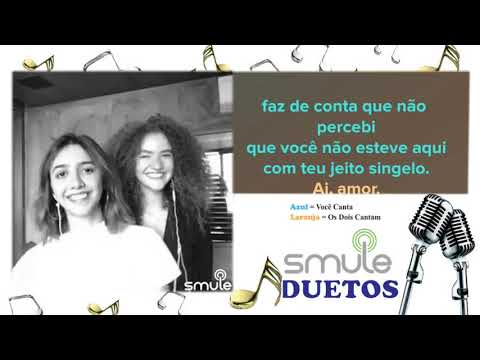 Cante Ai Amor com AnaVitória
