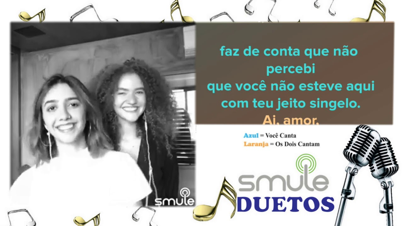 Cante Ai, Amor com AnaVitória