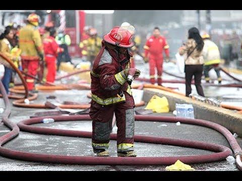 Publican ley que otorga beneficios póstumos a bomberos héroes