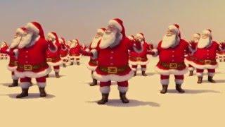"""Baixar Santa Claus Dancing """"Jingle Bell Rock"""" (Brenda Lee 1958) Topaz 2015"""