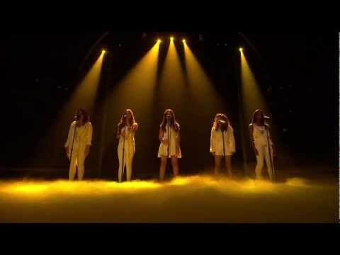 X FACTOR - Fifth Harmony - Hero