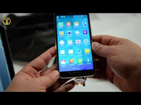 Samsung Galaxy S5 Elimizde - VİDEO