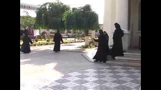 Румыния. Монастырь Владимирешти(В православном монастыре Владимирешти живет около двухсот монахинь и послушниц. И, хотя, это третий по вели..., 2014-03-23T16:40:39.000Z)