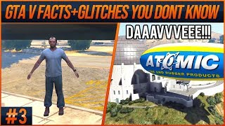 GTA V Facts And Glitches You Dont Know 3 From Speedrunners