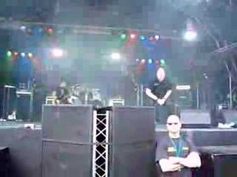 Bloodstock Open Air 2007-Scar Symmetry-The Illusionist