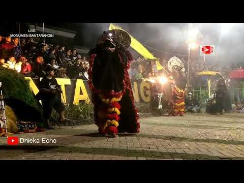 """CINTA DI UJUNG KATA"" (Cover Lagu Jaranan) NEW SABDO MANGGOLO Live Monumen BANTARANGIN"