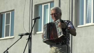 Владимир Глазунов на дне города