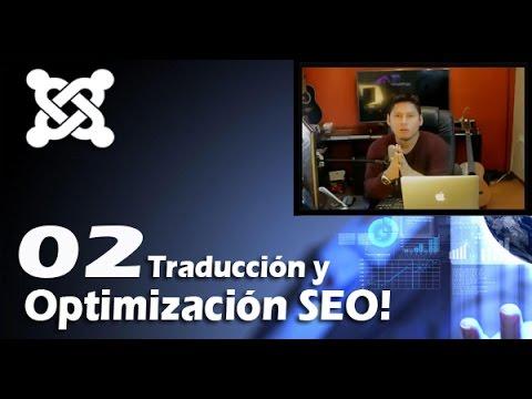 2. Joomla 3.5: Optimización Web SEO y Traducción al Español / #02 Curso Web Empresas