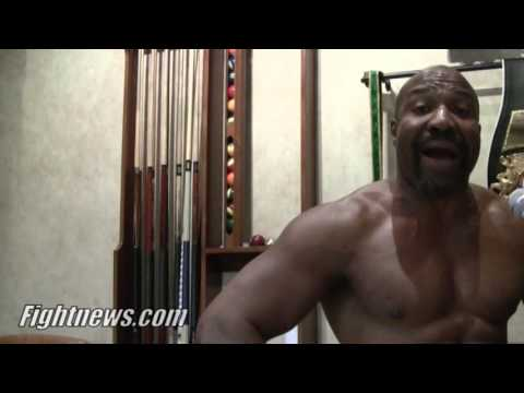 Shannon Briggs speaks out
