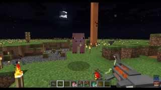 Minecraft Mod - Gravity Gun Rewrite - Minecraft 1.8