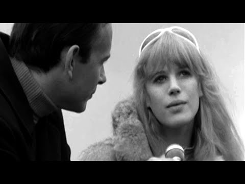 RARE Marianne Faithfull interviews from the 1960s