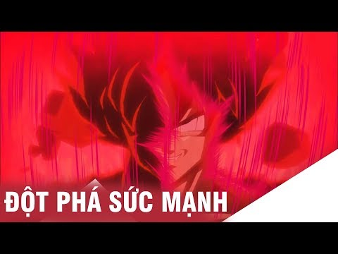 Hé lộ cấp độ mới nhất của Son Goku
