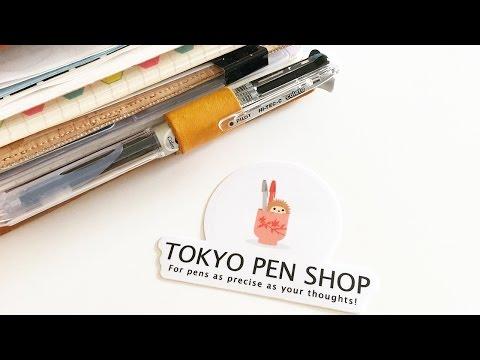 Coleto Pen Haul - Tokyo Pen Shop