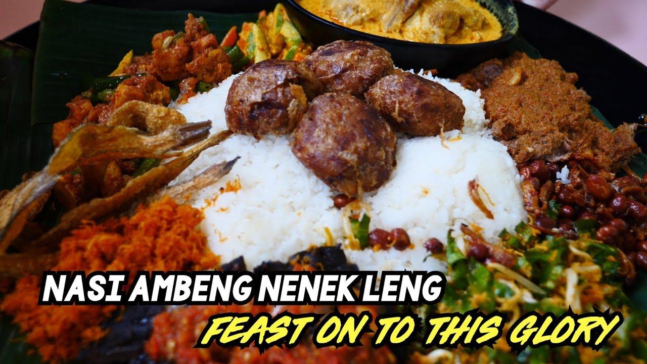 Nasi Ambeng Nenek Leng Perfect For Big Eaters