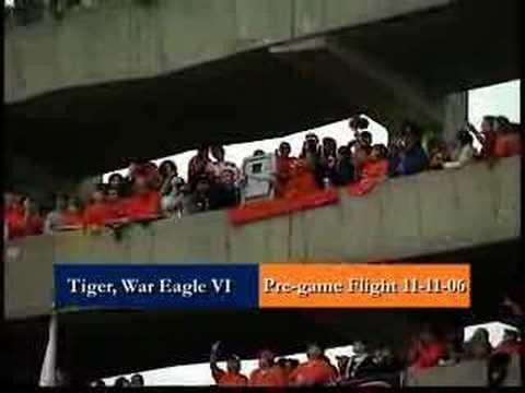Tiger, War Eagle VI Retires - 2006