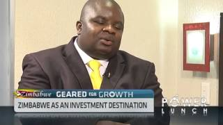 Zimbabwe's Investment Promotion Strategy