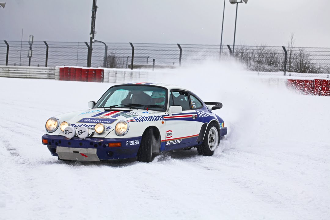 Porsche 911 Rally Car Plus Nurburgring Plus Snow The Drive