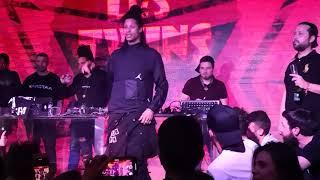 LES TWINS Sofia PM club 18.04.2019