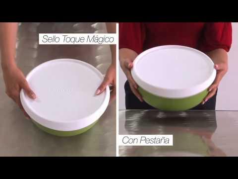 Замесочное блюдо цвет Tupperware