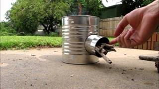 Diy Rocket Stove Testing And Review