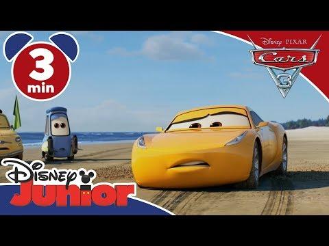 Cars 3 | Racing Sports Network - I super replay – Cruz Ramirez
