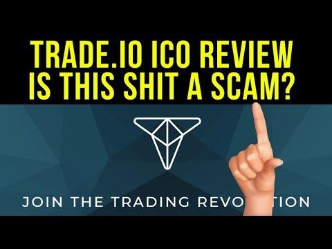 Trade io Trade.io ICO Review - Explainer Video Token Coin - Price Prediction and Exchange