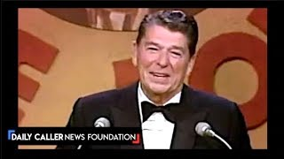 DC Shorts ReaganRonald Reagan Roasts Frank Sinatra