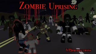 """Zombie Uprising""~Roblox Full Movie(BROOKHAVEN)~VikingPrincessJazmin"