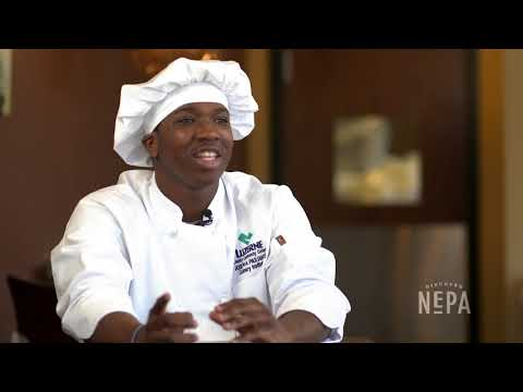 Luzerne County Community College   Culinary Arts Highlight