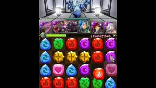 TOS - Lovely Snow Extra, Truth Of Love, Faugn Daji with Nightfall Combatant team by [CSD]Gin
