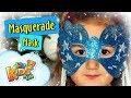 Masquerade Masks - Masquerade Mask for Kids | DIY by Creative Mom