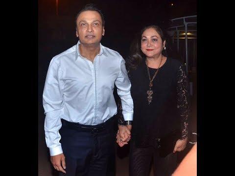 Love Story Of Anil Ambani And Tina Munim