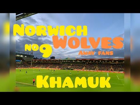 Norwich Vs Wolverhampton. Первый поход на гостевую трибуну!