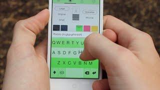 Top iOS 8 App Store Keyboards: SwiftKey, Swype, Fleksy